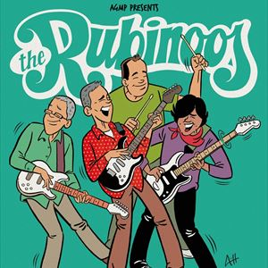 THE RUBINOOS + The Surfin' Lungs
