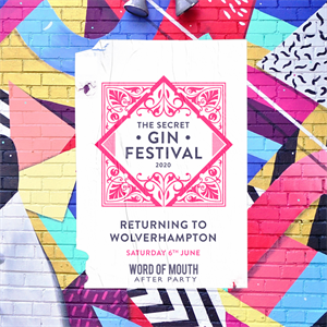 The Secret Gin Festival tickets in