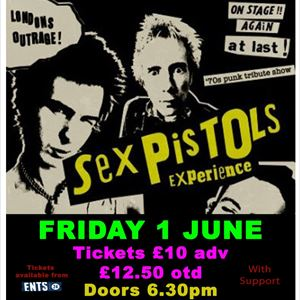 The Sex Pistols Experience + more!