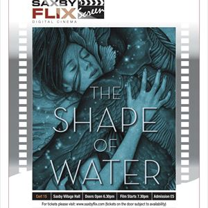 The Shape of Water (Cert 15)