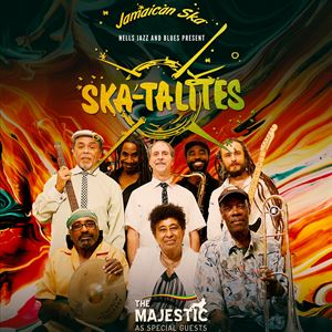 The Skatalites + special guests: The Majestic