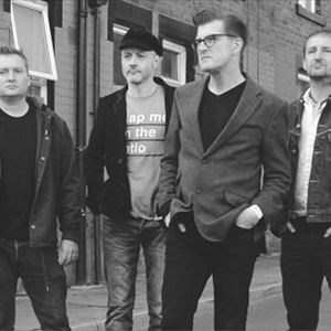 The Smyths - Strangeway Here We Come Tour
