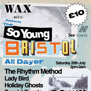 The So Young Bristol All-Dayer