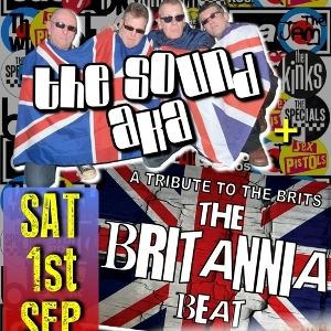 The Sound AKA + Britannia Beat