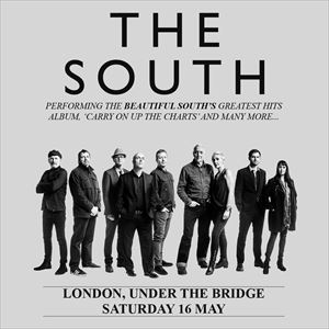 """THE SOUTH """"Carry On Up The Charts"""" Tour"""