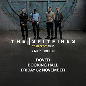 The Spitfires + Nick Corbin (New Street Adventure)