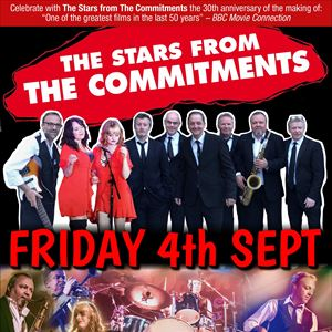 The Stars From The Commitment