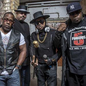 The Sugarhill Gang + Melle Mel & Scorpio Furious 5