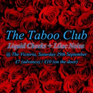 The Taboo Club - showcase with Birmingham Review