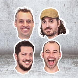 The Tenderloins - Joe, Q, Sal & Murr - Live!