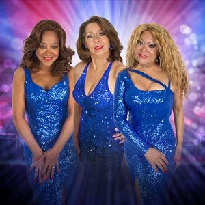 The Three Degrees - 50th Anniversary Tour from See Tickets