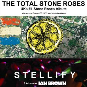 The Total Stone Roses / Stellify