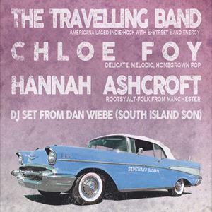 The Travelling Band + Chloe Foy + Hannah Ashcroft