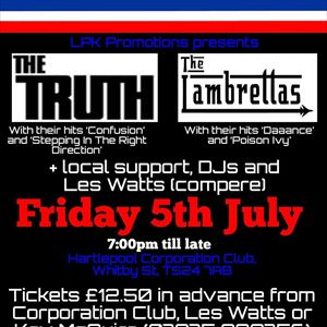 THE TRUTH & THE LAMBRETTAS