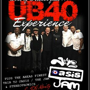 THE UB40 EXPERIENCE & OASISJAM