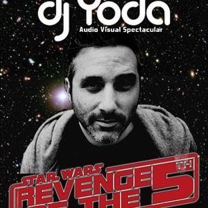 The Ultimate Star Wars Party W/ DJ Yoda AV Set