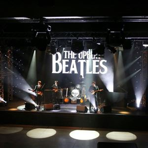 The Upbeat Beatles Leicester