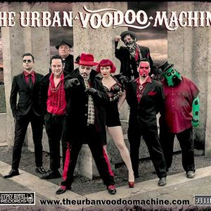 The Urban Voodoo Machine - an evening with
