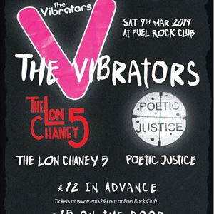 The Vibrators and Special Guests
