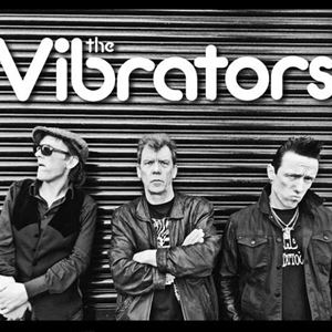 The Vibrators (SEE TICKETSOURCE LINK)