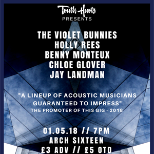 The Violet Bunnies / Holly Rees + Special Guests
