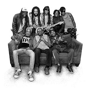 THE WAILERS FEAT. JUNIOR MARVIN