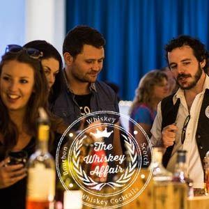 The Whiskey Affair: Alton (Evening Session)