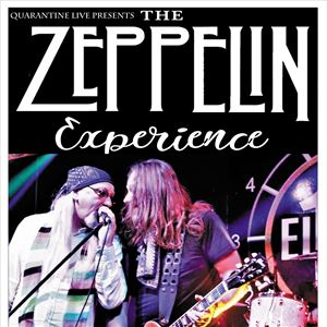 The Zeppelin Experience plus special guests KYNGS