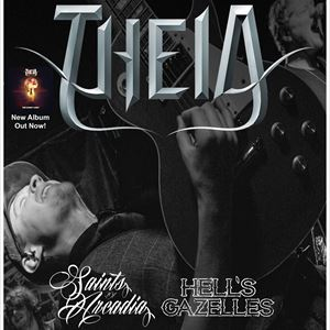 THEIA plus Guests at Black Mass Bar Wakefield