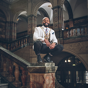 THIS CLASS TALKS: in conversation with Magid Magid