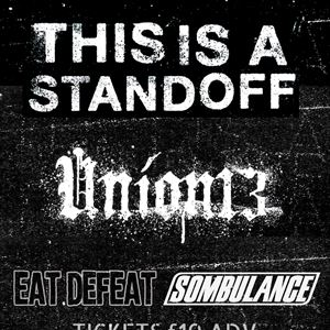 This Is A Standoff *UK EXCLUSIVE*