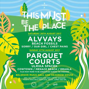 This Must Be The Place 2017