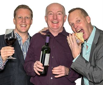 Three Wine Men