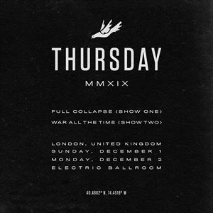 "Thursday - ""War All The Time"""