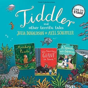Tiddler And Other Terrific Tales