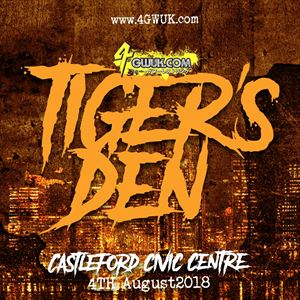 Tigers Den - LIVE Wrestling WWE NXT ROH IMPACT ICW