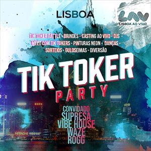 Tik Toker Party