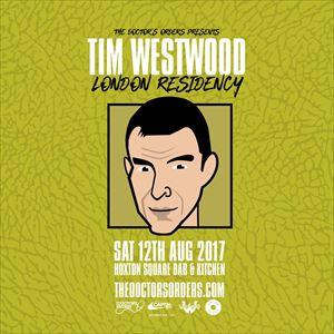 Tim Westwood - New London Residency - August