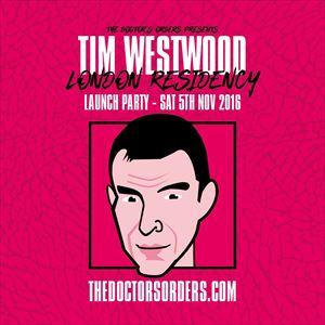 Tim Westwood - New London Residency - December