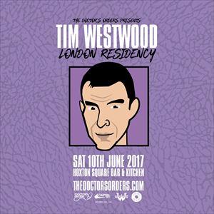 Tim Westwood - New London Residency - June