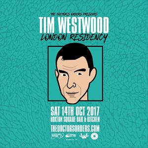 Tim Westwood - New London Residency - October