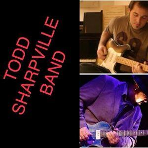 TODD SHARPVILLE & special guest WAYNE BAKER BROOKS