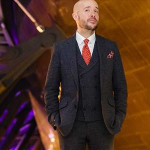 Tom Allen and Friends | Live comedy on Cutty Sark