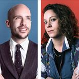 TOM ALLEN & SUZI RUFFELL: HIT THE ROAD