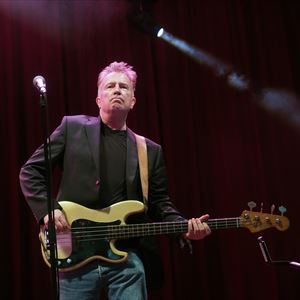 Tom Robinson & Band perform Power In The Darkness