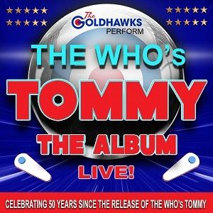 Tommy The Album - Live