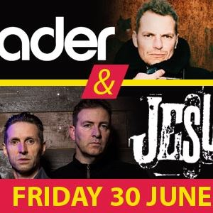 Toploader & Jesus Jones