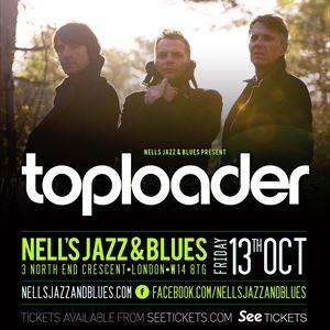 Toploader - Live in London