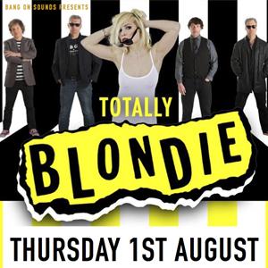 Totally Blondie at Mojitos, Maidenhead