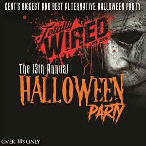 Totally Wired: Halloween Party